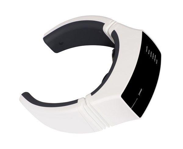 Krční masážní přístroj TENS BR-1140