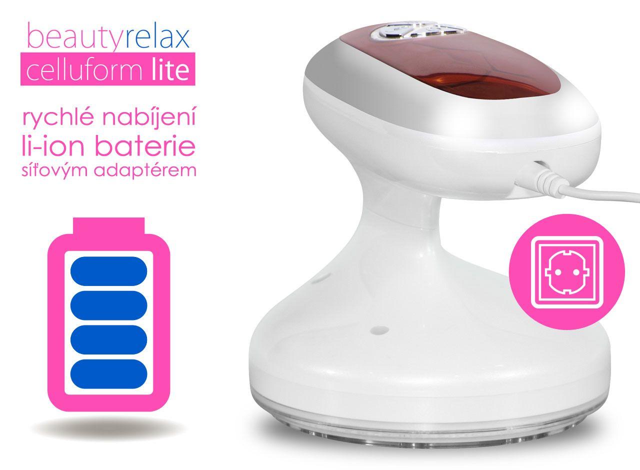 BeautyRelax Celluform Lite