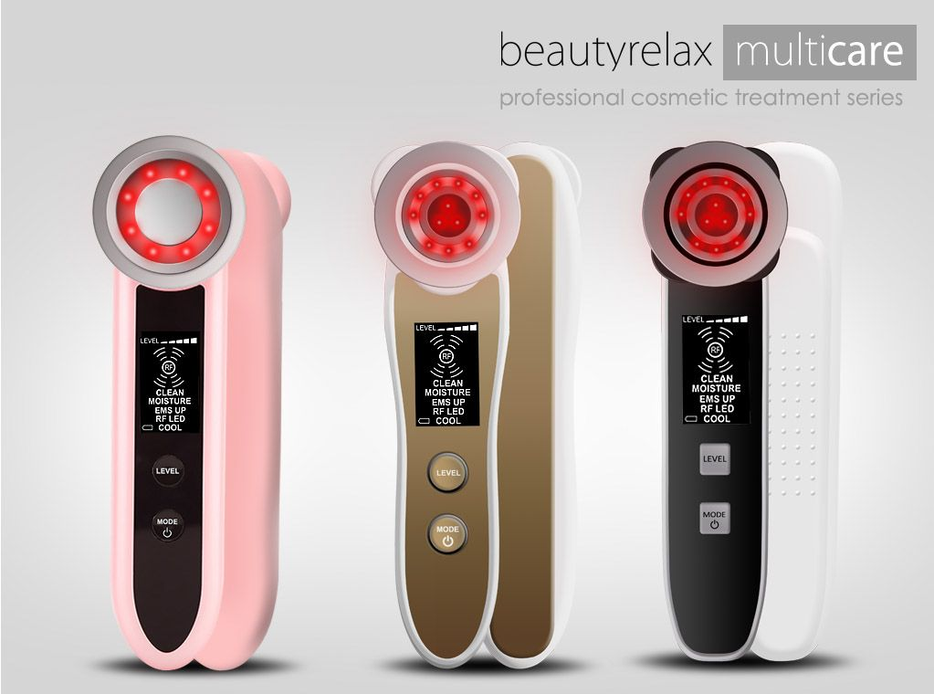BeautyRelax Multicare Pink