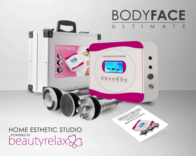 Estetický multifunkční přístroj BeautyRelax Bodyface Ultimate