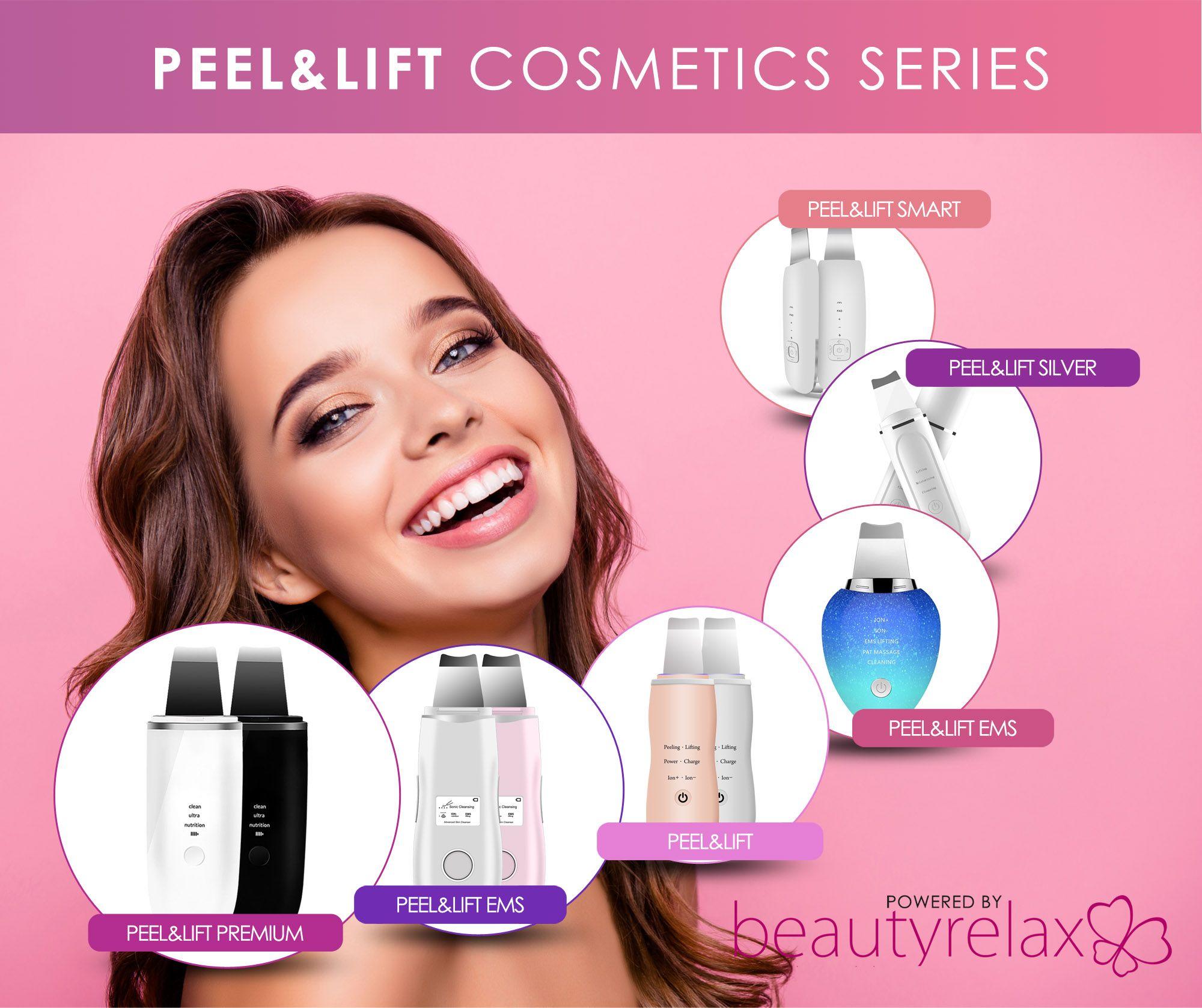 BeautyRelax Peel&lift Cosmetics Series
